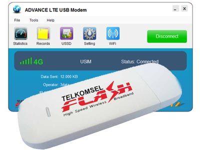 Advance DT 100 Modem 4G Murah Rp 300 Ribuan