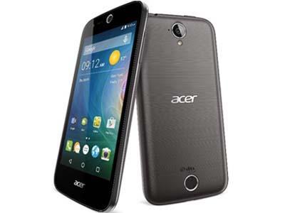 acer liquid z330 hitam